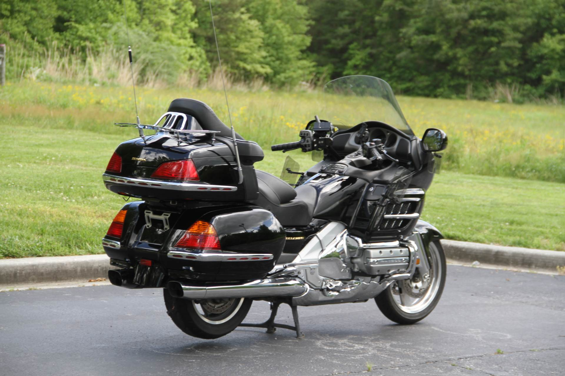 2001 Honda Gold Wing in Hendersonville, North Carolina - Photo 11