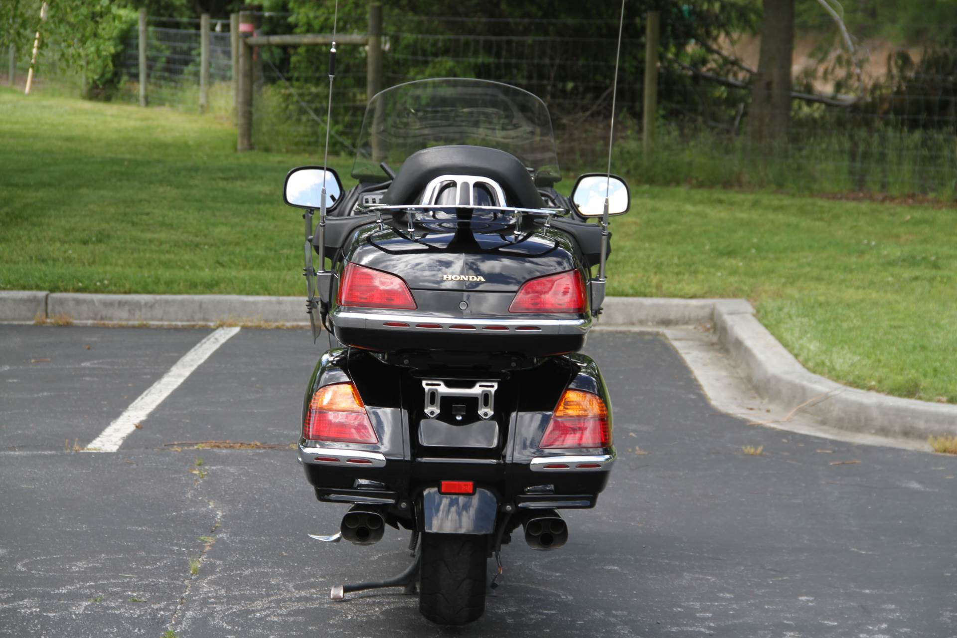 2001 Honda Gold Wing in Hendersonville, North Carolina - Photo 14