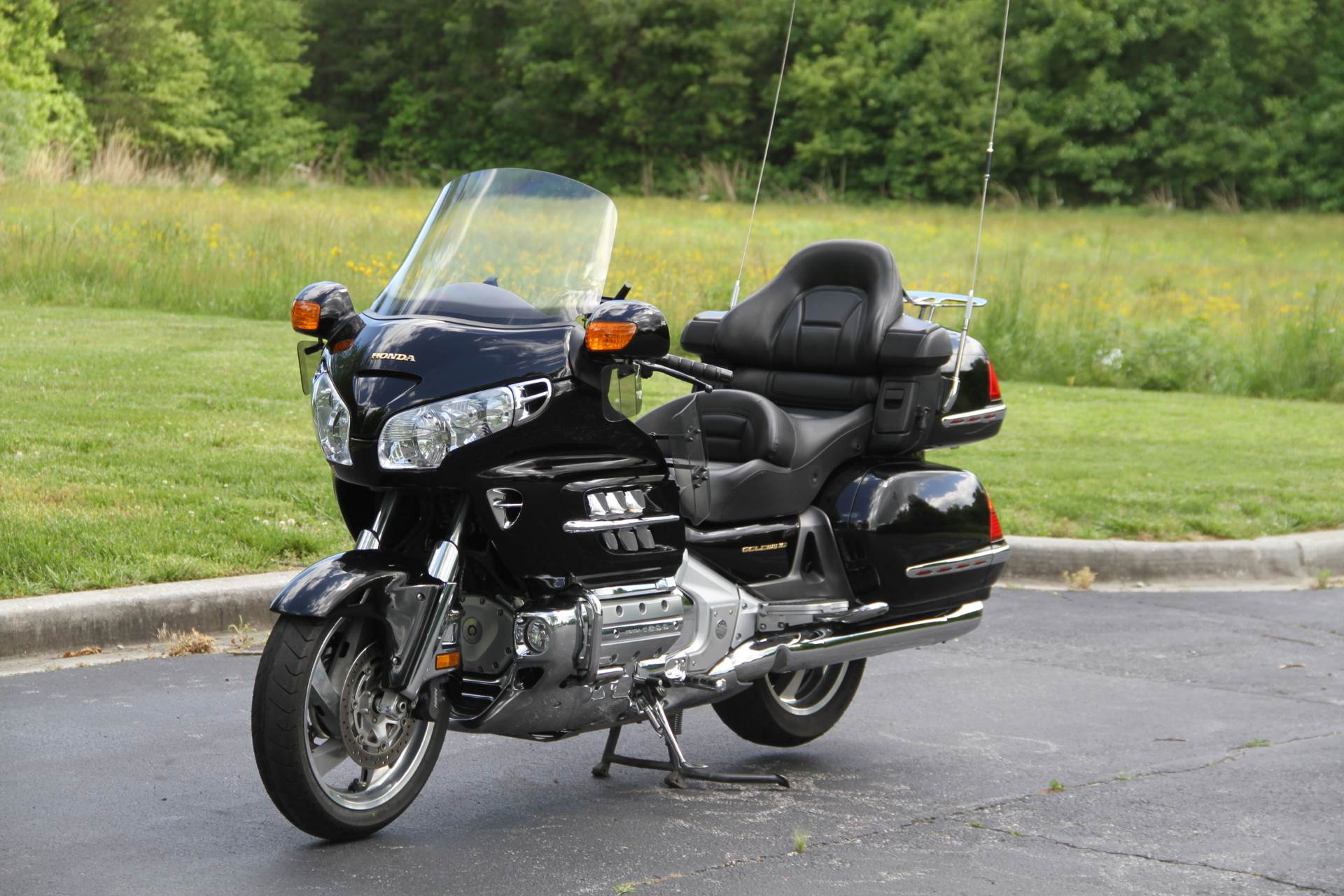 2001 Honda Gold Wing in Hendersonville, North Carolina - Photo 26