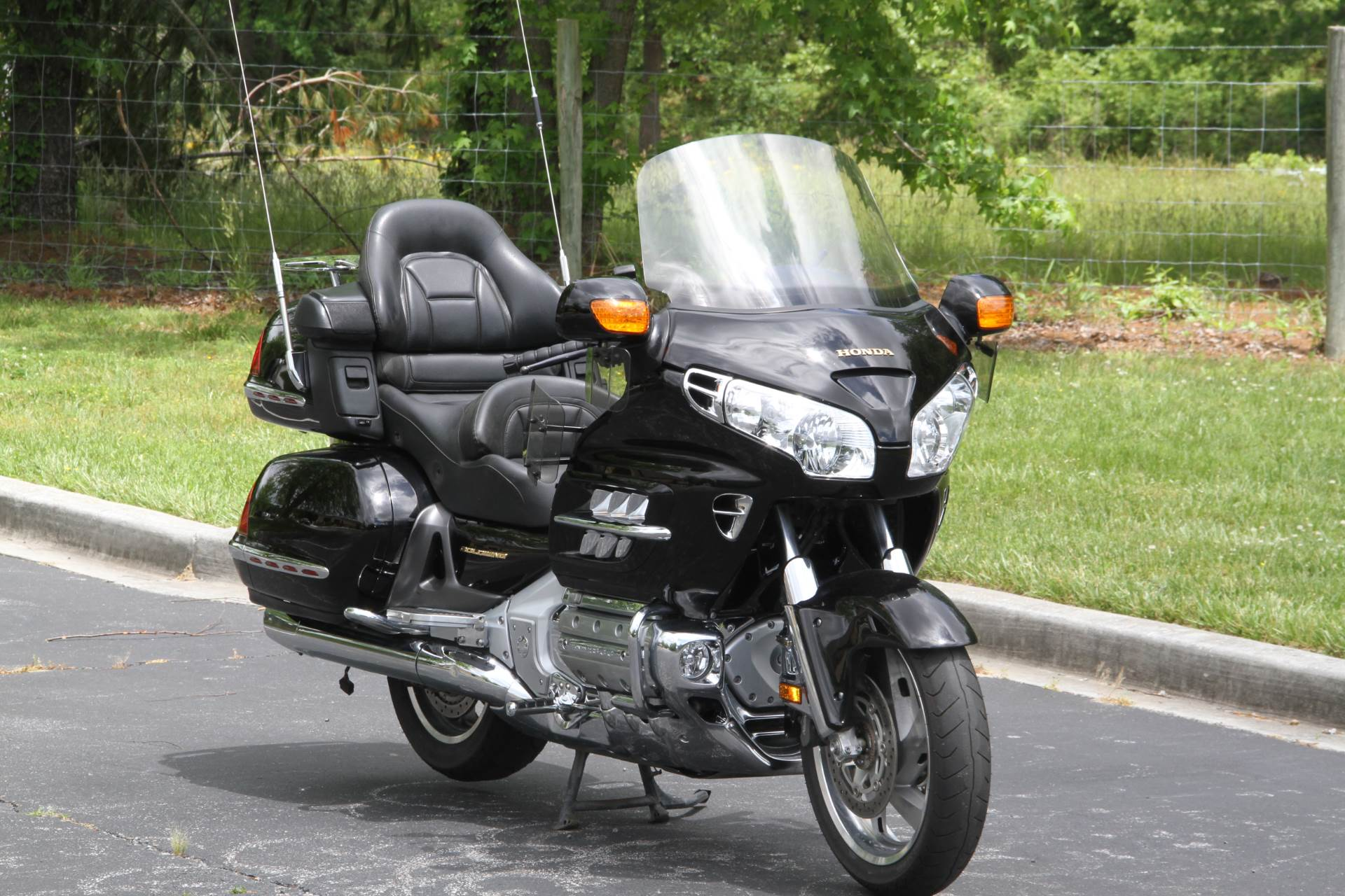 2001 Honda Gold Wing in Hendersonville, North Carolina - Photo 34