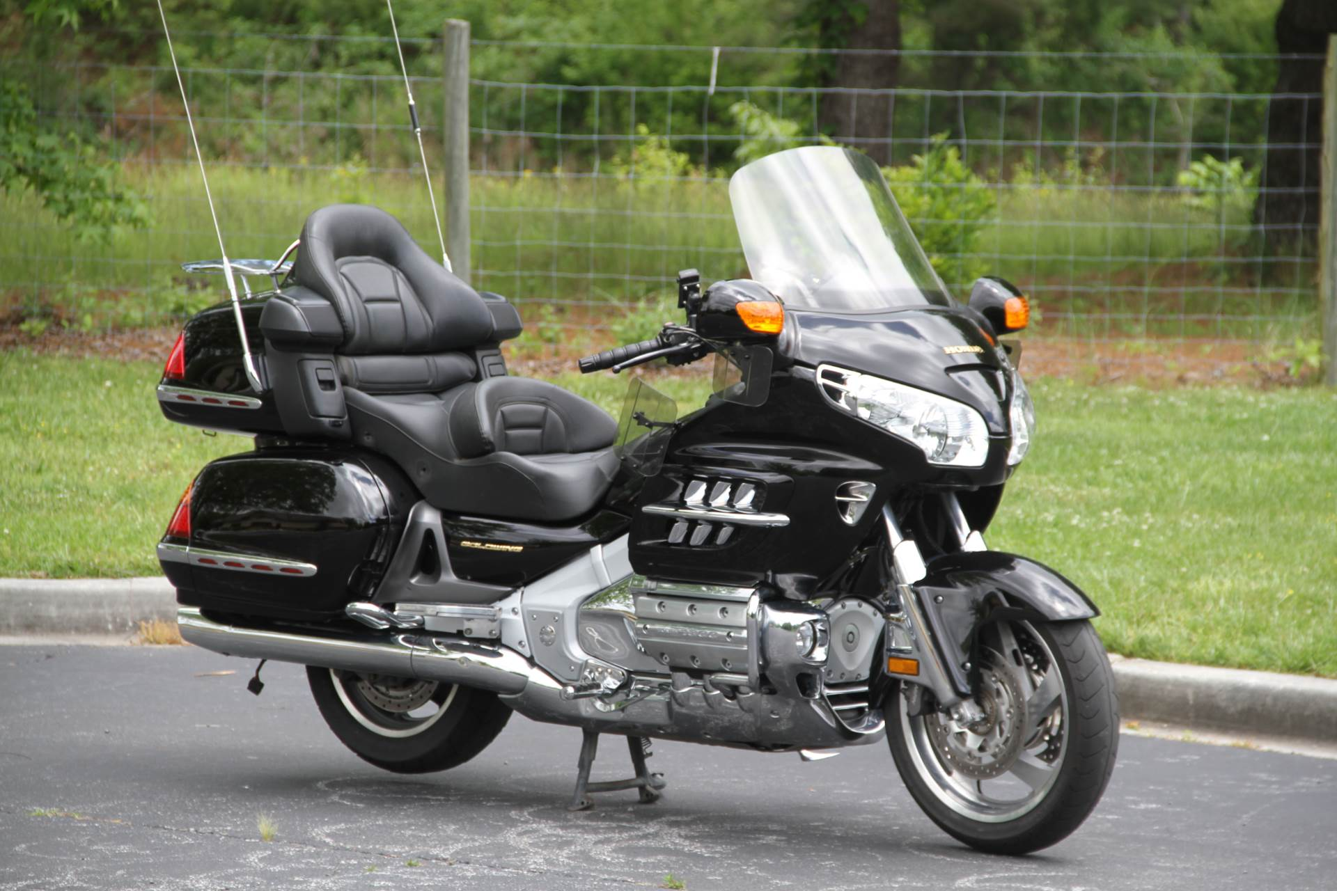 2001 Honda Gold Wing in Hendersonville, North Carolina - Photo 35