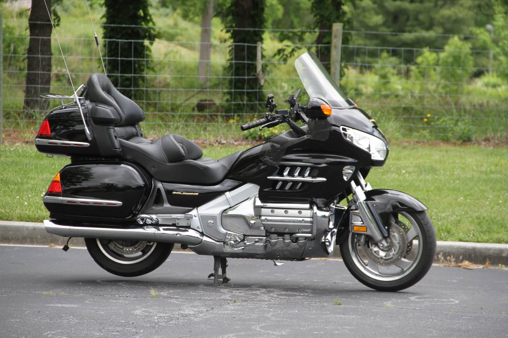 2001 Honda Gold Wing in Hendersonville, North Carolina - Photo 37