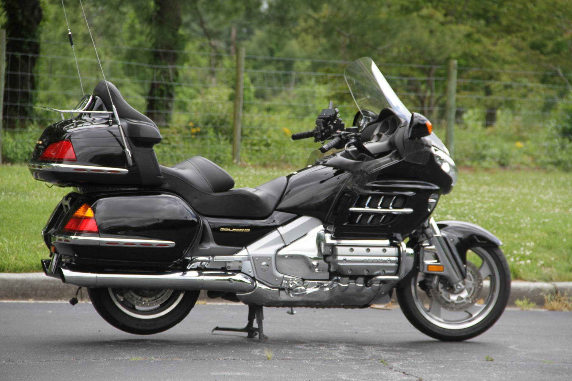 2001 Honda Gold Wing in Hendersonville, North Carolina - Photo 39