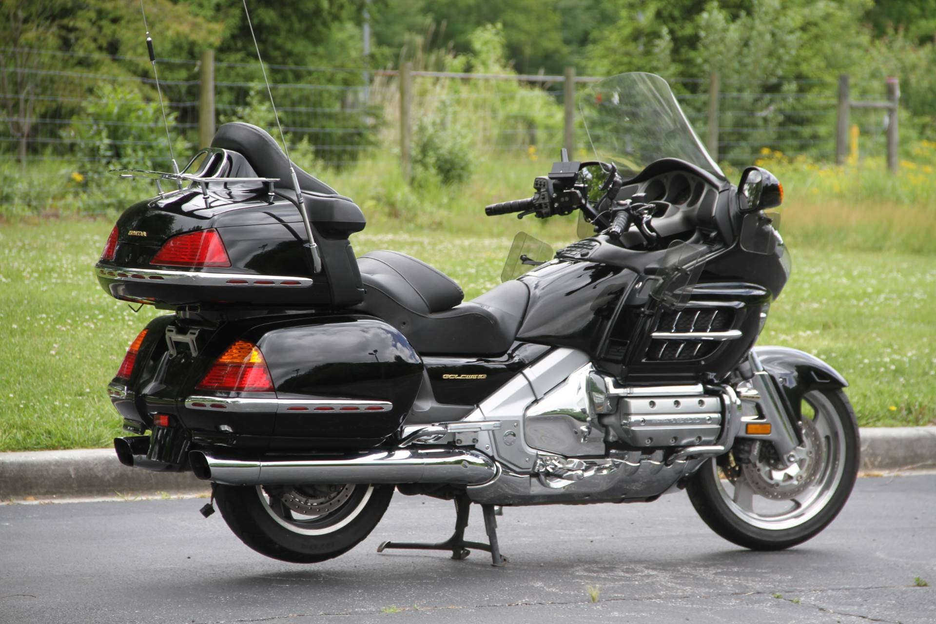 2001 Honda Gold Wing in Hendersonville, North Carolina - Photo 40