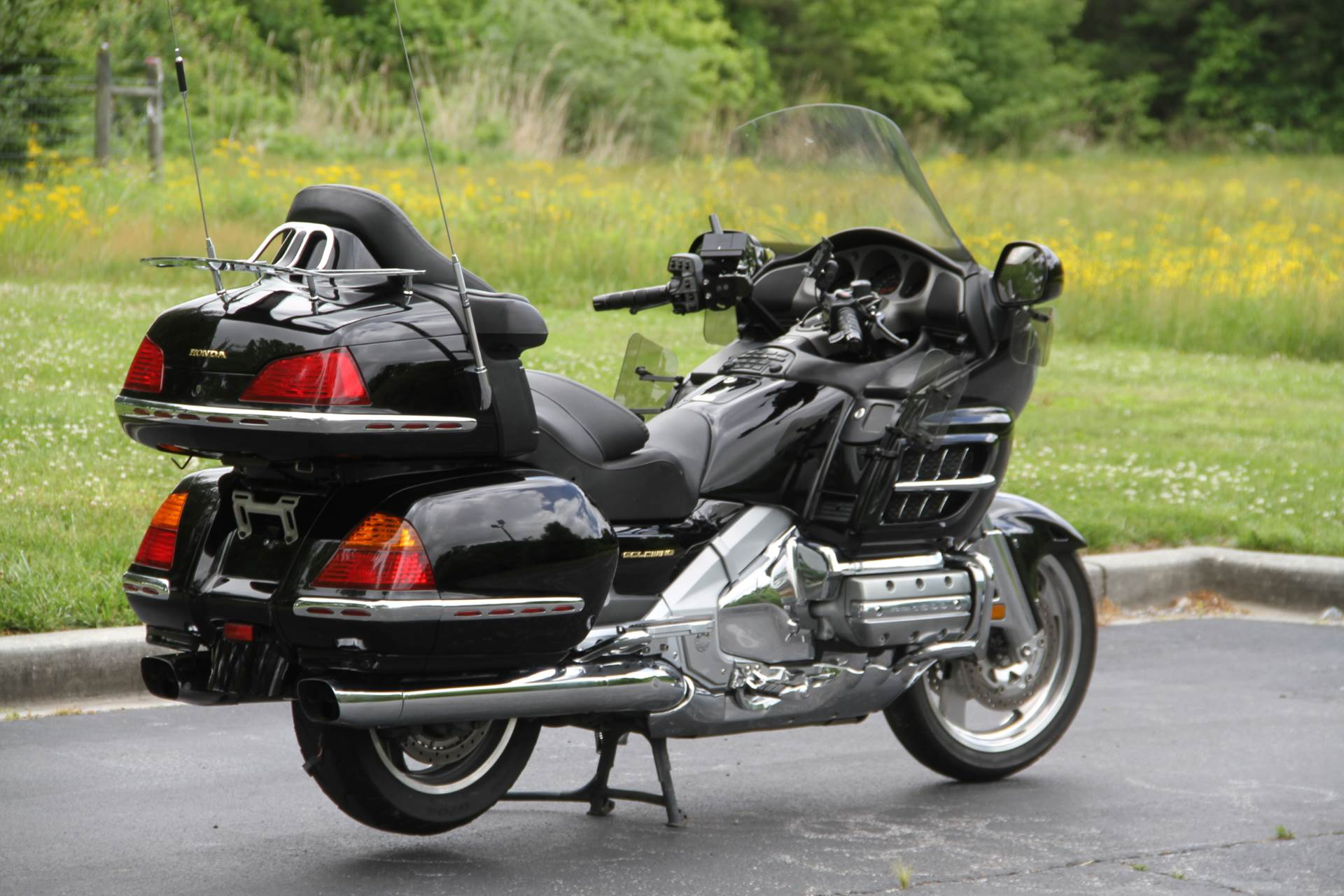 2001 Honda Gold Wing in Hendersonville, North Carolina - Photo 41