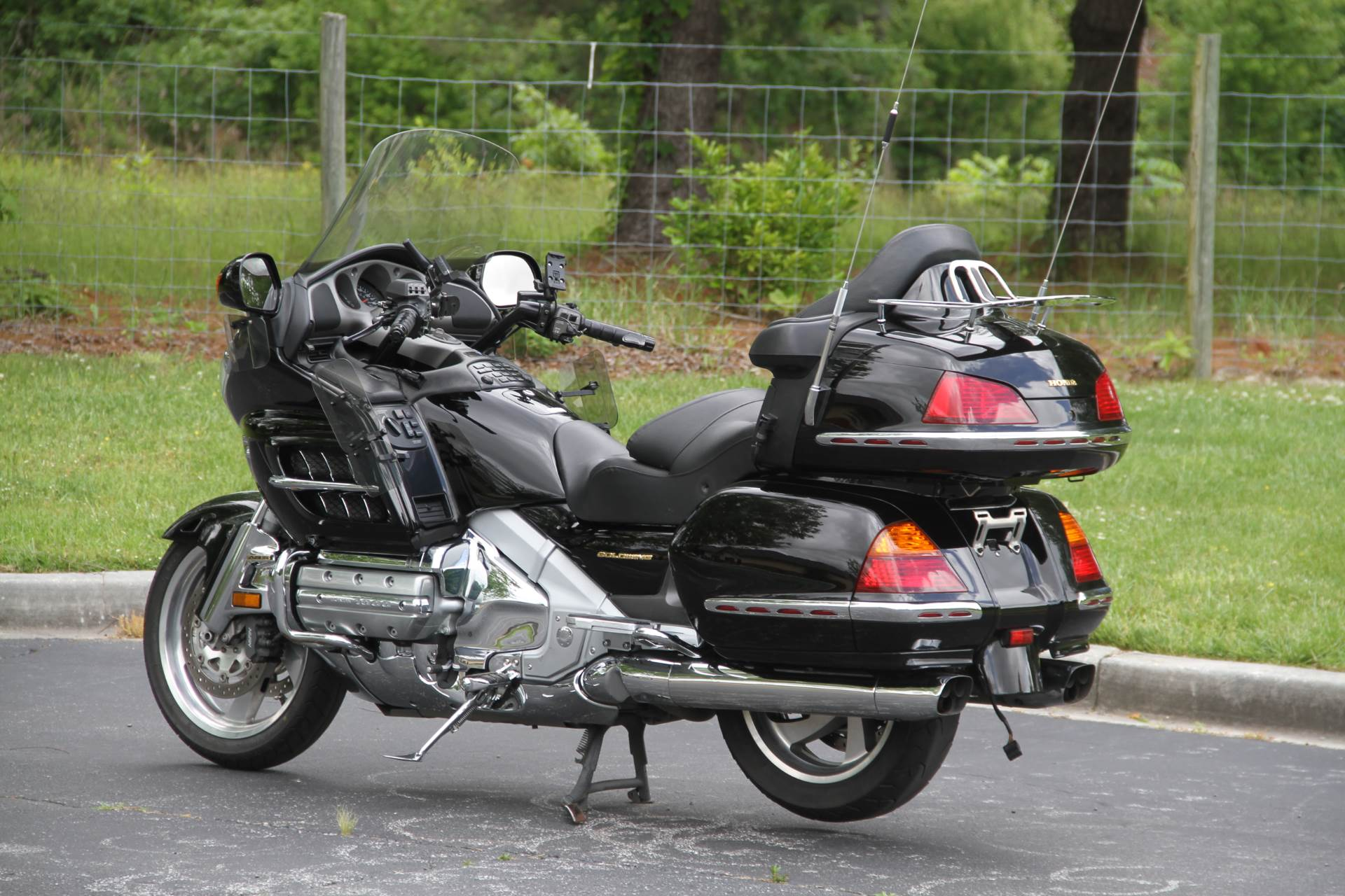 2001 Honda Gold Wing in Hendersonville, North Carolina - Photo 47