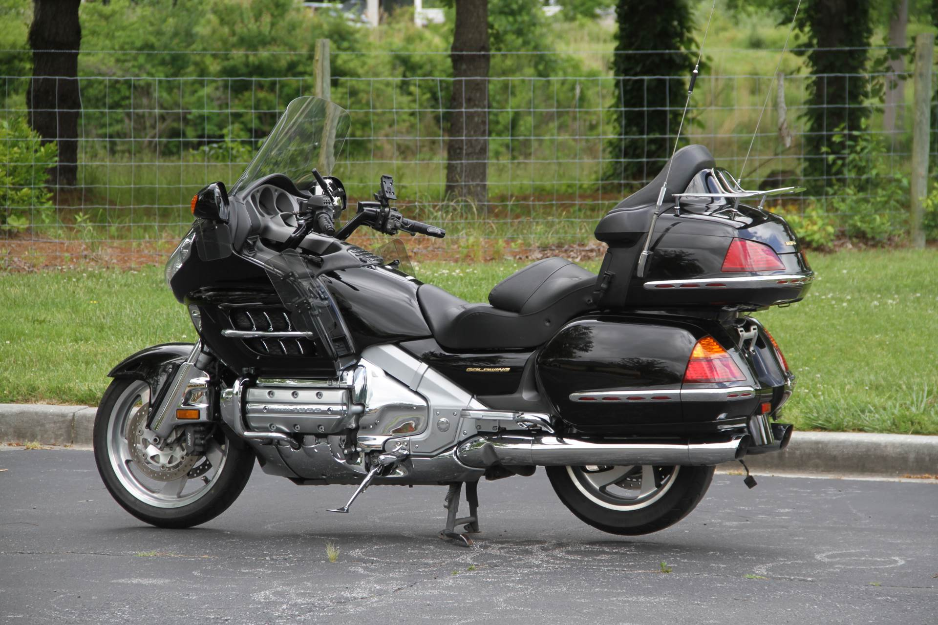 2001 Honda Gold Wing in Hendersonville, North Carolina - Photo 48