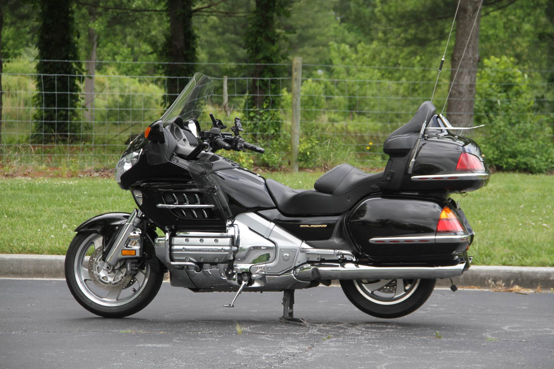 2001 Honda Gold Wing in Hendersonville, North Carolina - Photo 49