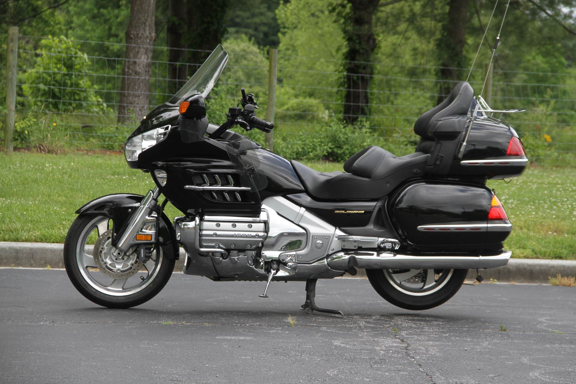 2001 Honda Gold Wing in Hendersonville, North Carolina - Photo 50