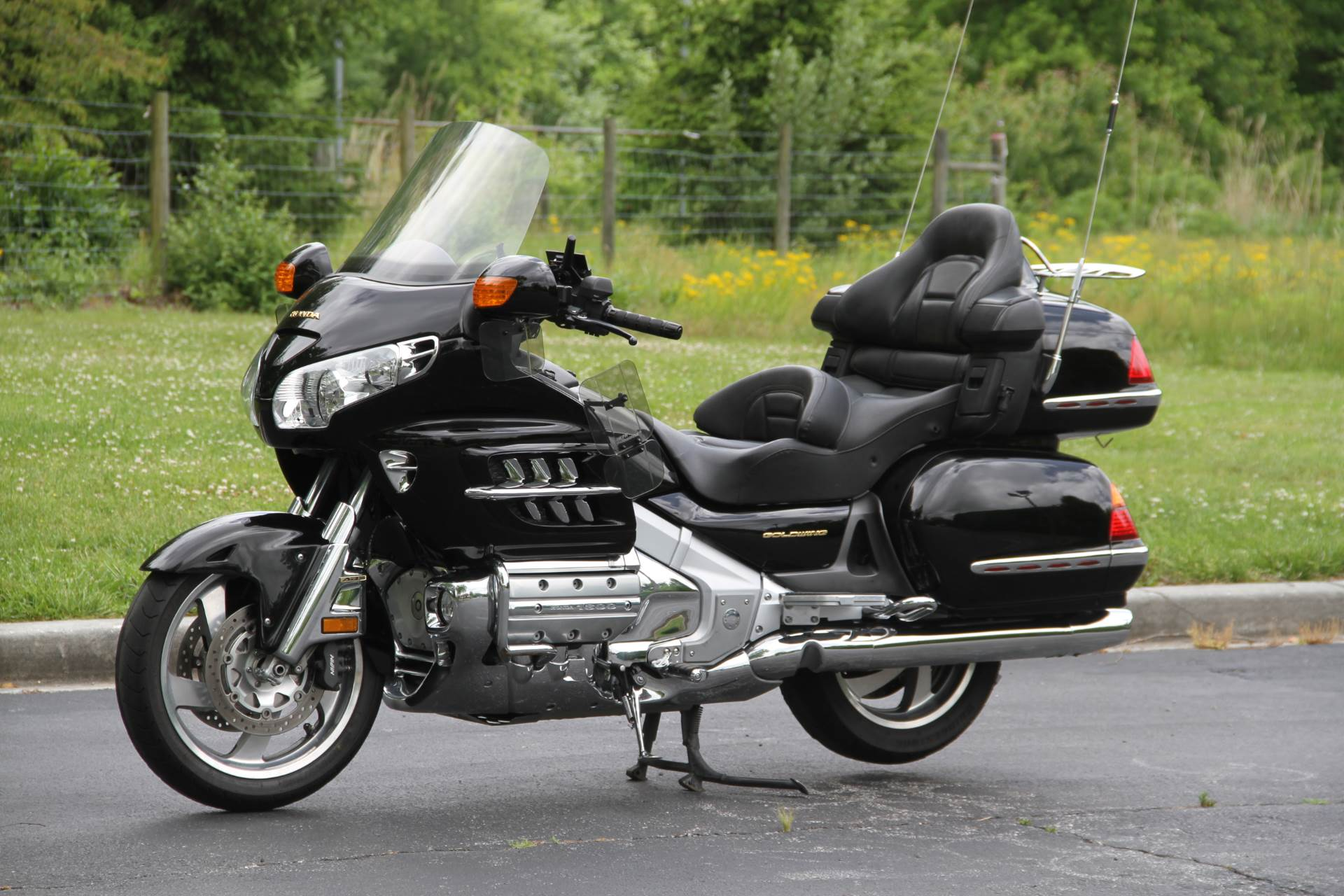 2001 Honda Gold Wing in Hendersonville, North Carolina - Photo 51