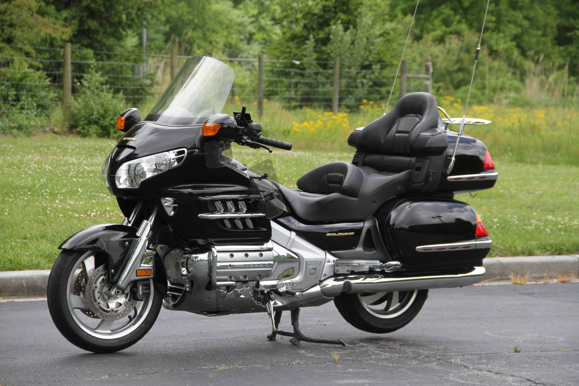 2001 Honda Gold Wing in Hendersonville, North Carolina - Photo 52