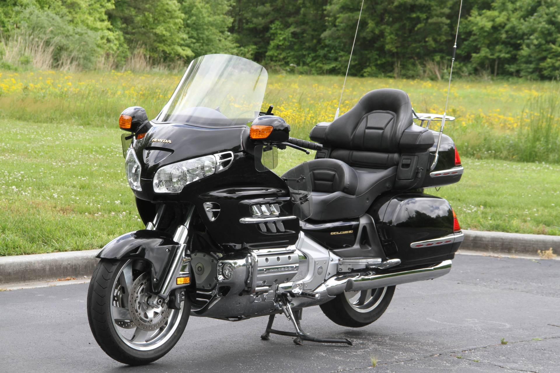 2001 Honda Gold Wing in Hendersonville, North Carolina - Photo 54