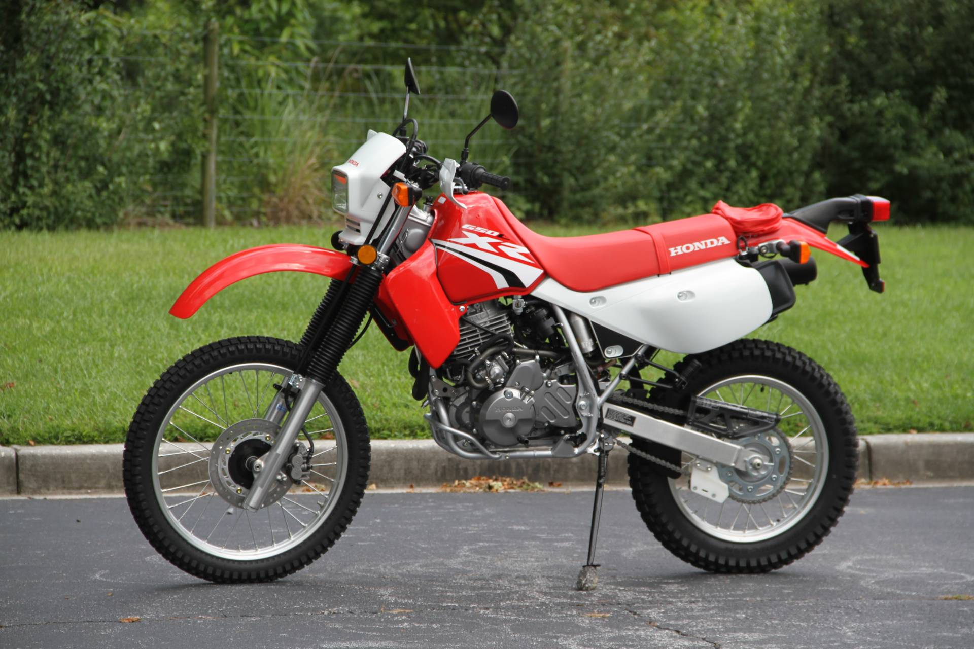 2020 Honda XR650L in Hendersonville, North Carolina - Photo 2