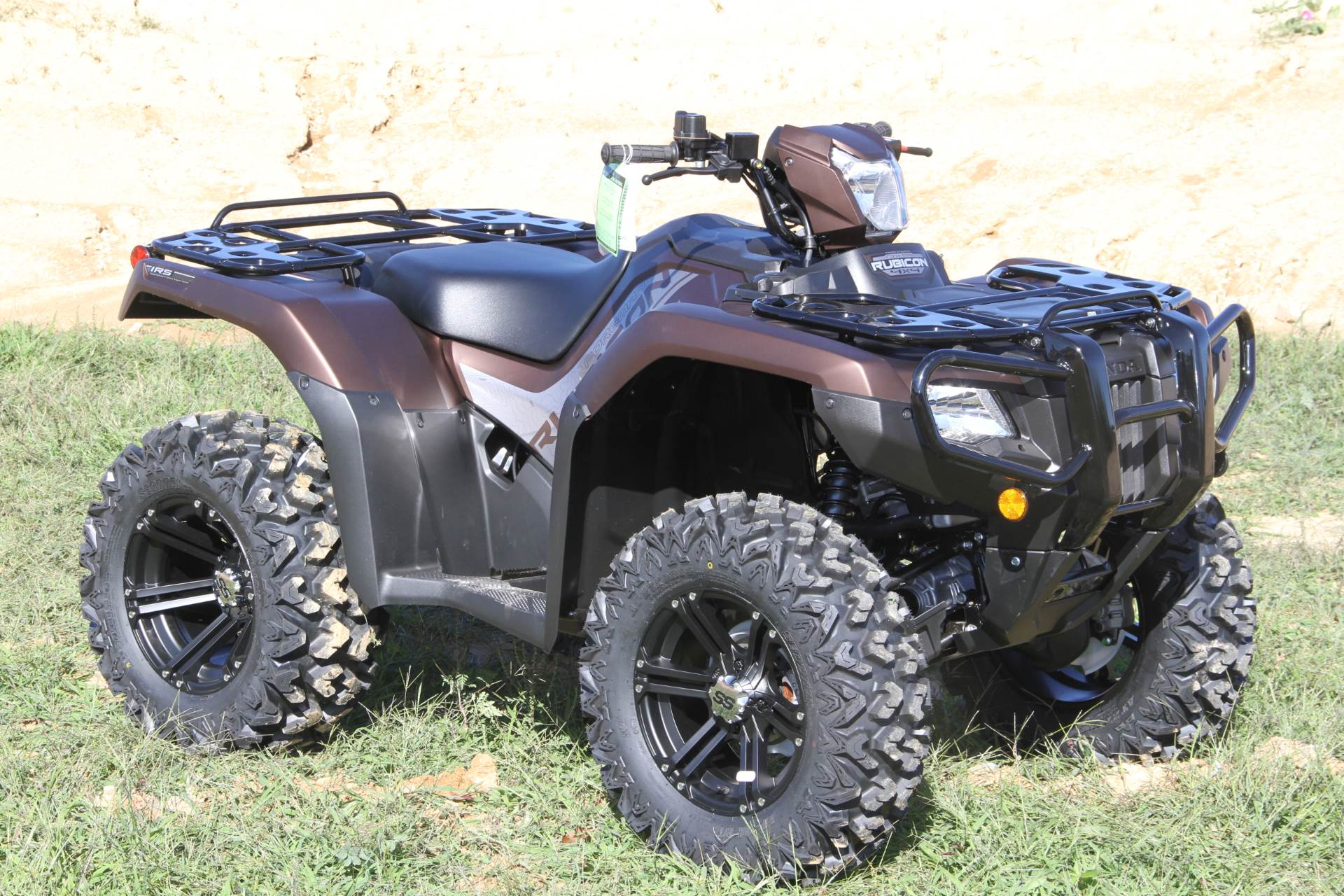 2020 Honda FourTrax Foreman Rubicon 4x4 EPS in Hendersonville, North Carolina - Photo 3