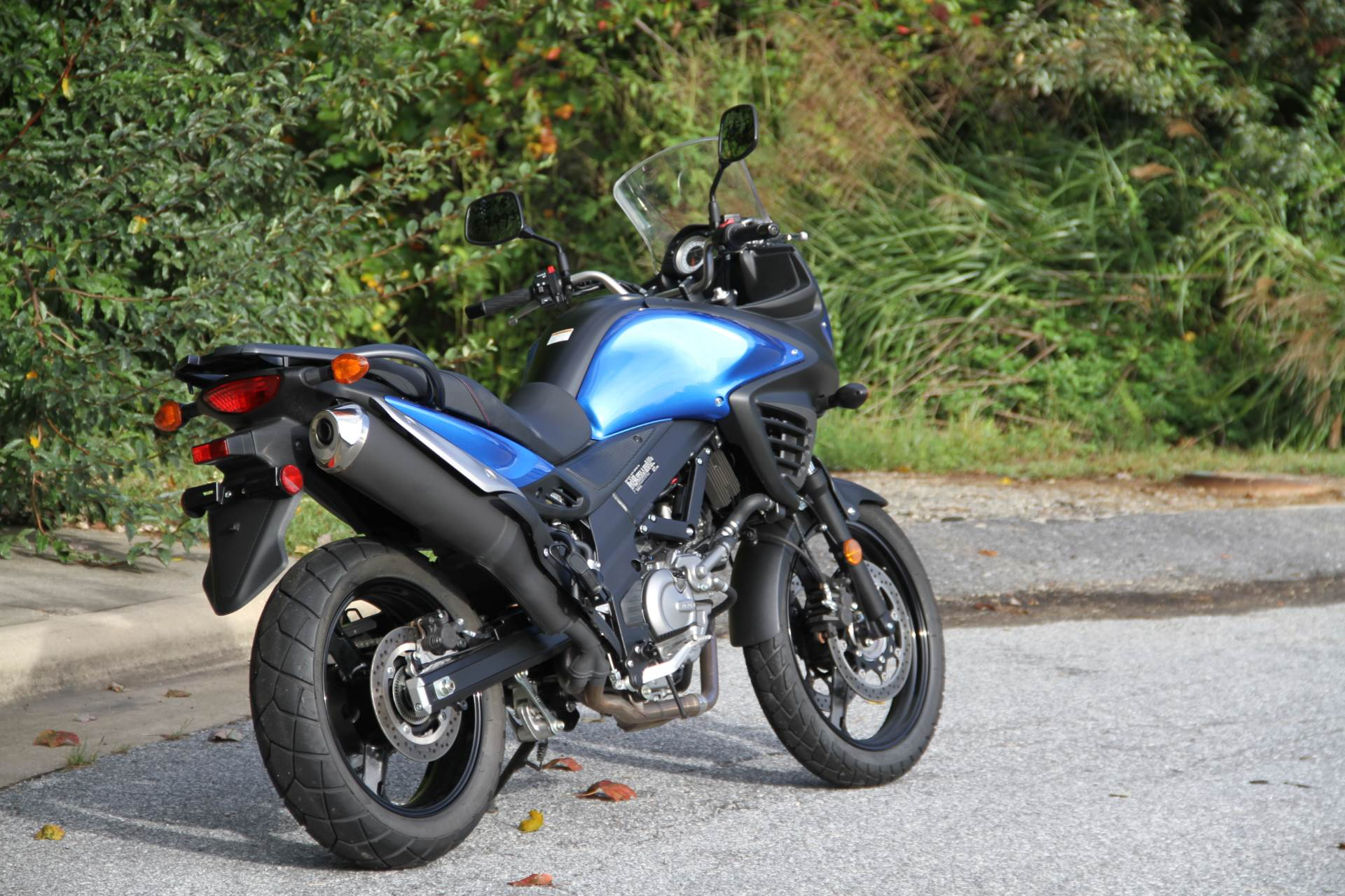 2015 Suzuki V-Strom 650 ABS in Hendersonville, North Carolina