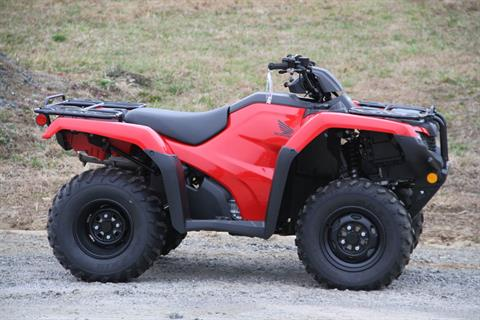 2020 Honda FourTrax Rancher 4x4 EPS in Hendersonville, North Carolina - Photo 1