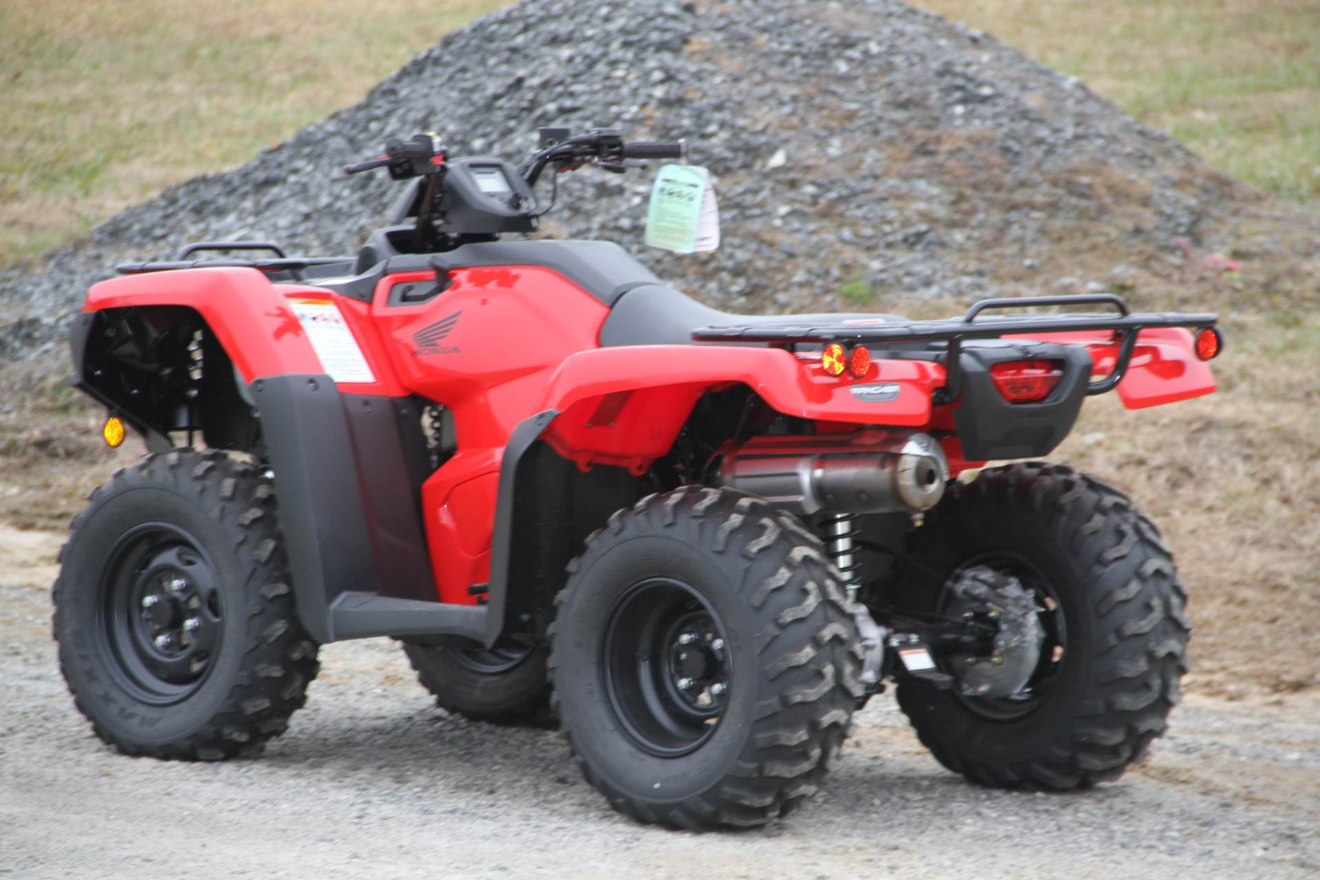 2020 Honda FourTrax Rancher 4x4 EPS in Hendersonville, North Carolina - Photo 16