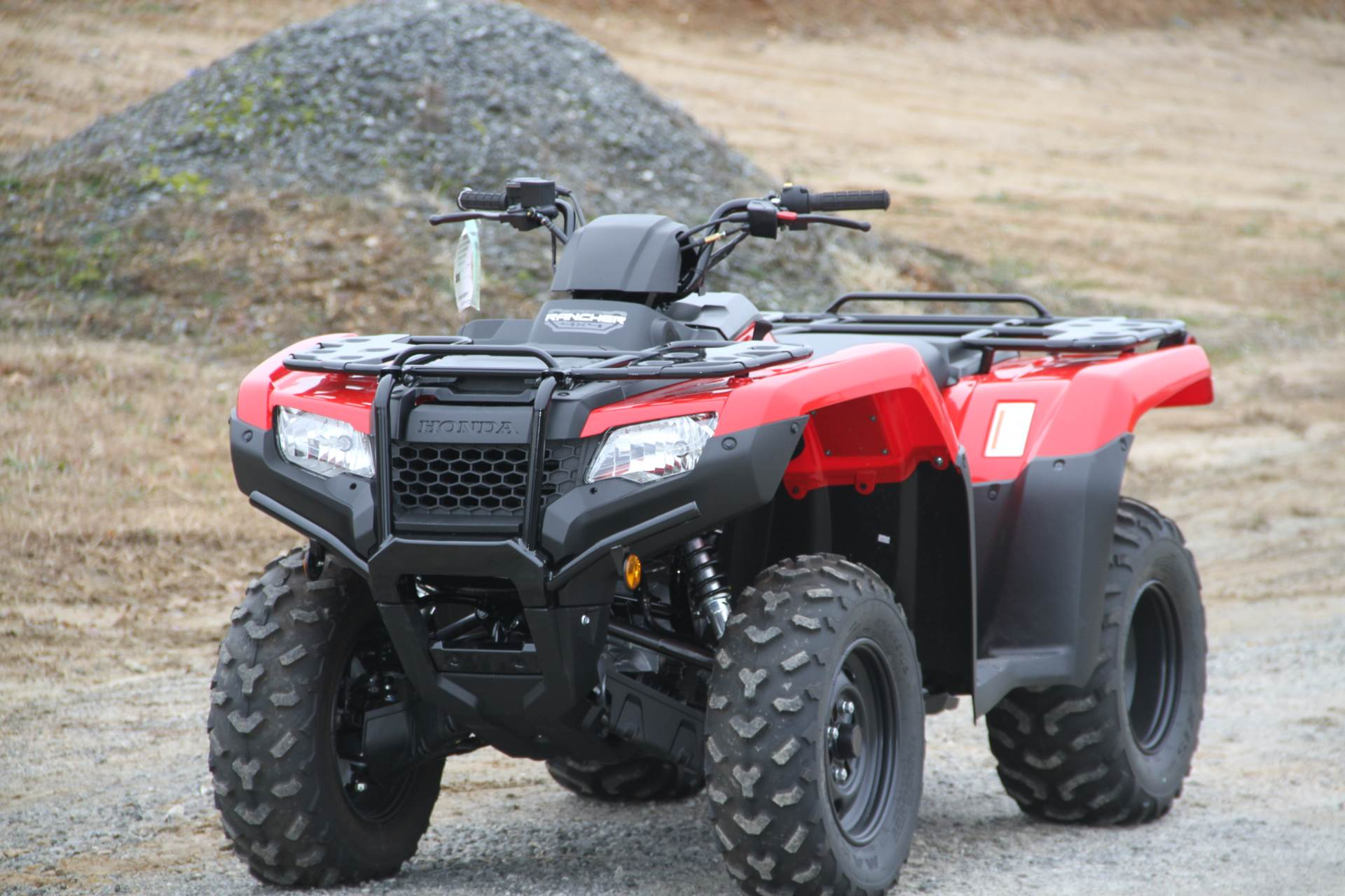 2020 Honda FourTrax Rancher 4x4 EPS in Hendersonville, North Carolina - Photo 22