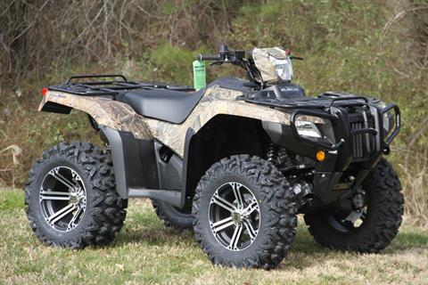 2020 Honda FourTrax Foreman Rubicon 4x4 Automatic DCT EPS Deluxe in Hendersonville, North Carolina - Photo 4