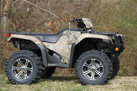 2020 Honda FourTrax Foreman Rubicon 4x4 Automatic DCT EPS Deluxe in Hendersonville, North Carolina - Photo 1
