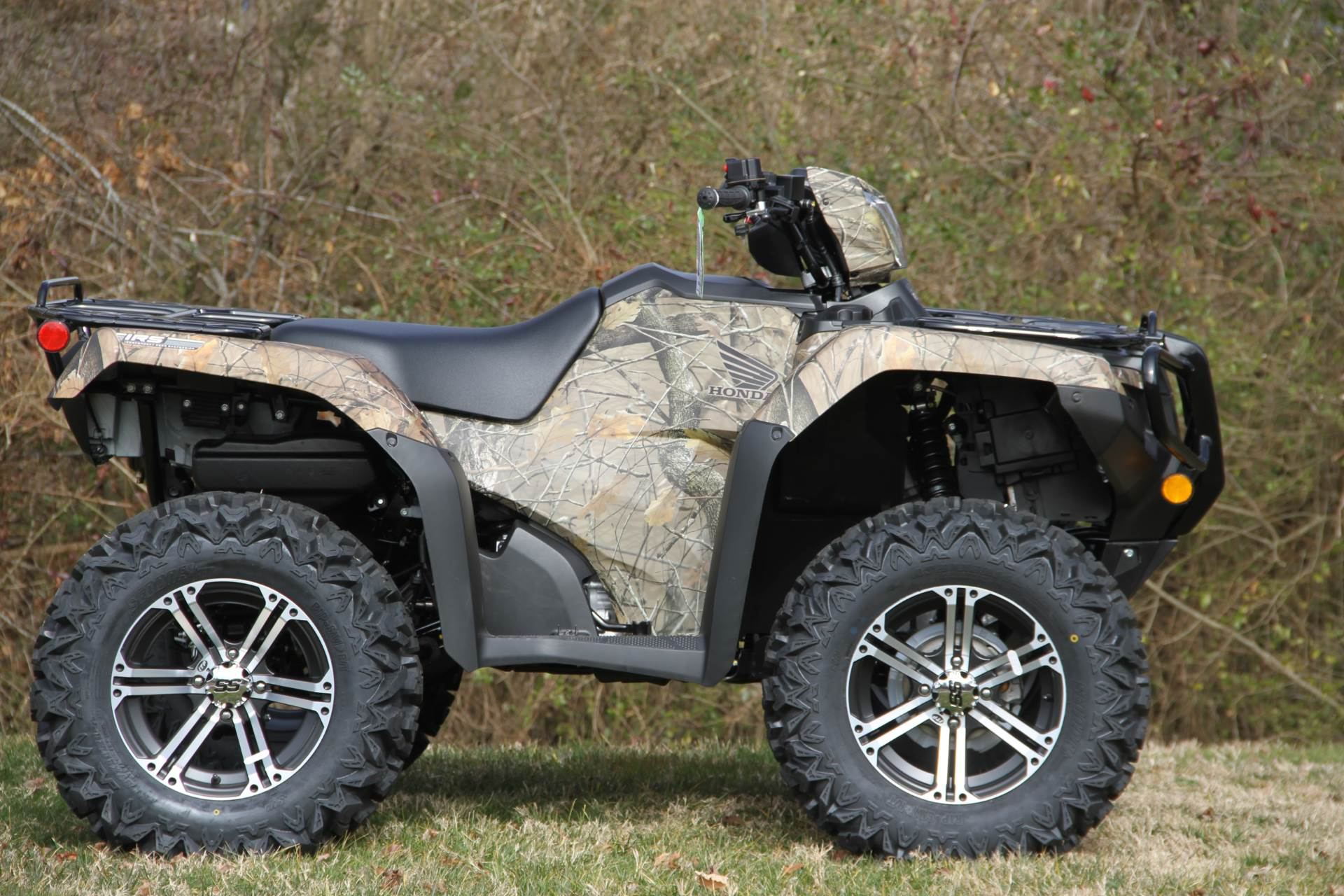 2020 Honda FourTrax Foreman Rubicon 4x4 Automatic DCT EPS Deluxe in Hendersonville, North Carolina - Photo 6