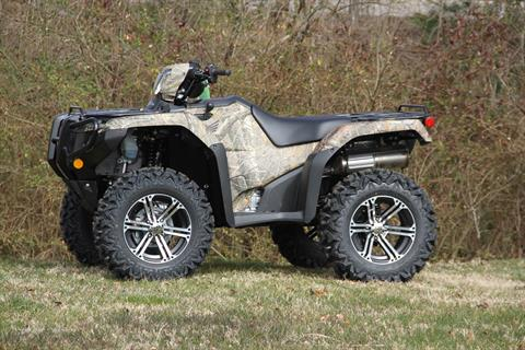 2020 Honda FourTrax Foreman Rubicon 4x4 Automatic DCT EPS Deluxe in Hendersonville, North Carolina - Photo 17