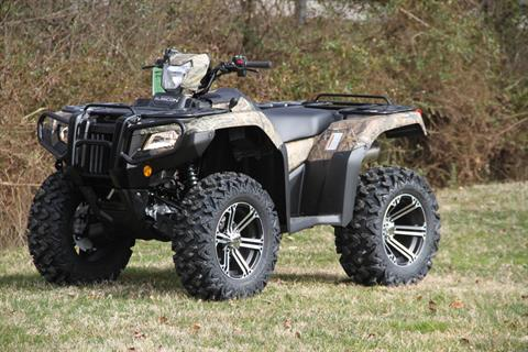 2020 Honda FourTrax Foreman Rubicon 4x4 Automatic DCT EPS Deluxe in Hendersonville, North Carolina - Photo 19