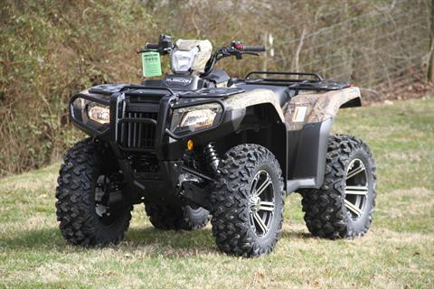2020 Honda FourTrax Foreman Rubicon 4x4 Automatic DCT EPS Deluxe in Hendersonville, North Carolina - Photo 20