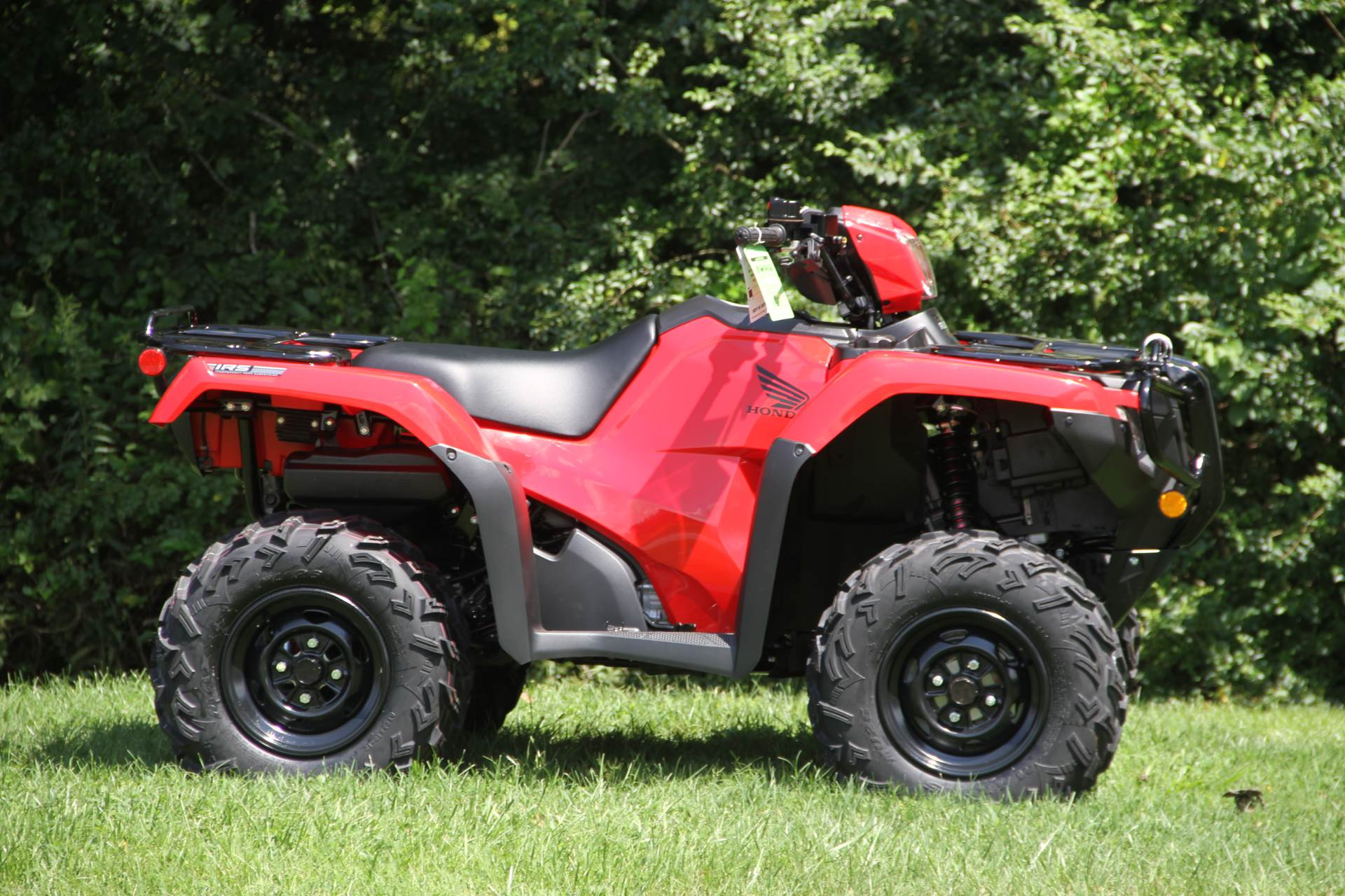 2021 Honda FourTrax Foreman Rubicon 4x4 Automatic DCT EPS in Hendersonville, North Carolina - Photo 13