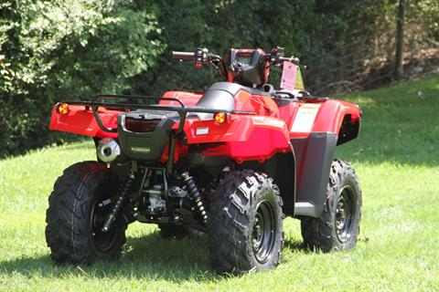 2021 Honda FourTrax Foreman Rubicon 4x4 Automatic DCT EPS in Hendersonville, North Carolina - Photo 18