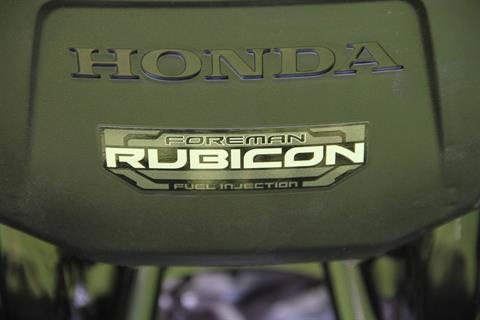 2021 Honda FourTrax Foreman Rubicon 4x4 Automatic DCT EPS in Hendersonville, North Carolina - Photo 20