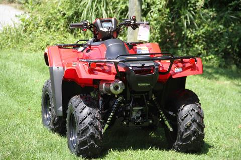 2021 Honda FourTrax Foreman Rubicon 4x4 Automatic DCT EPS in Hendersonville, North Carolina - Photo 22
