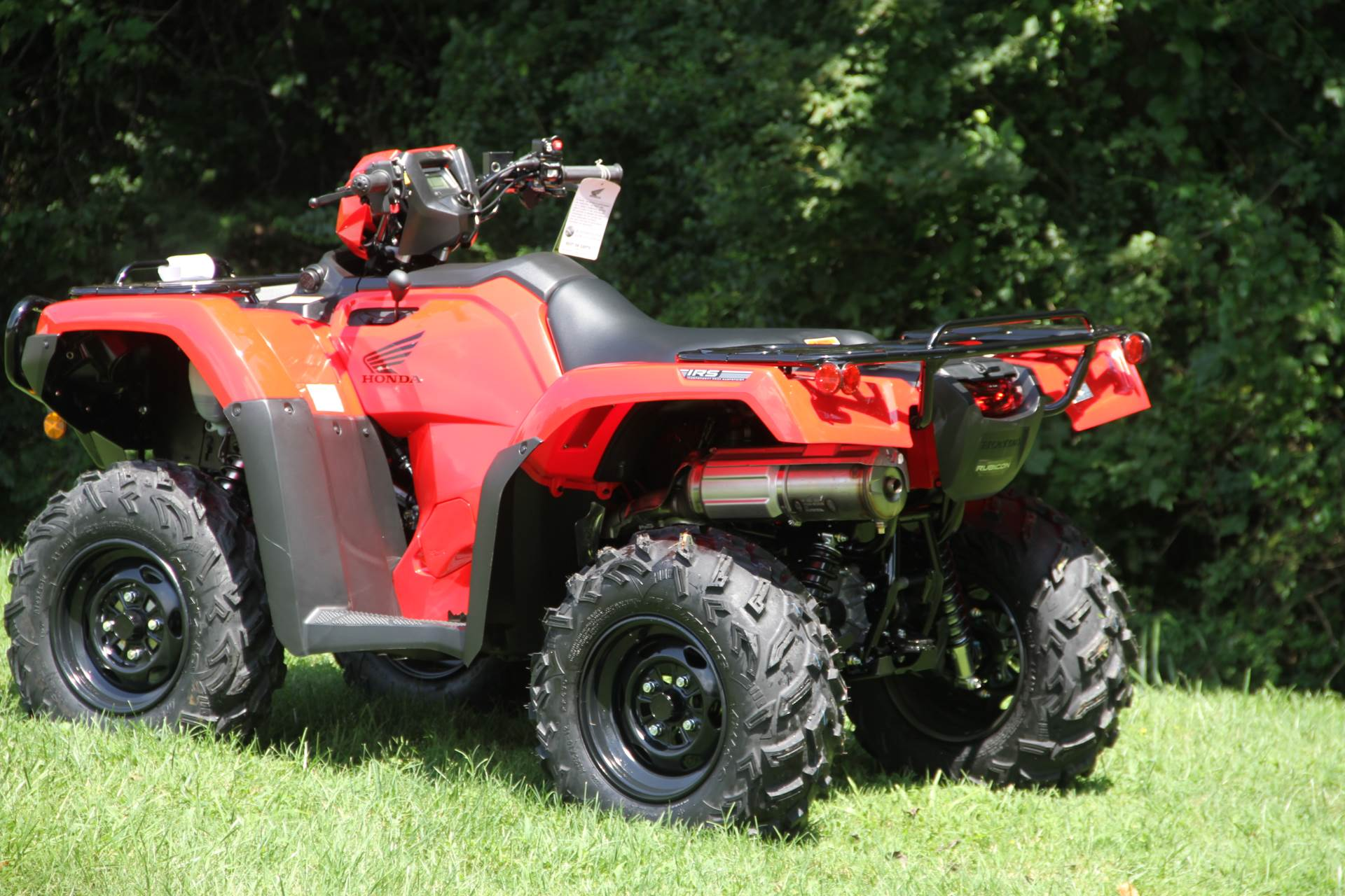 2021 Honda FourTrax Foreman Rubicon 4x4 Automatic DCT EPS in Hendersonville, North Carolina - Photo 24