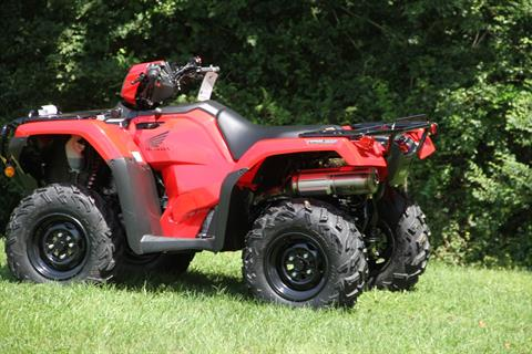 2021 Honda FourTrax Foreman Rubicon 4x4 Automatic DCT EPS in Hendersonville, North Carolina - Photo 25