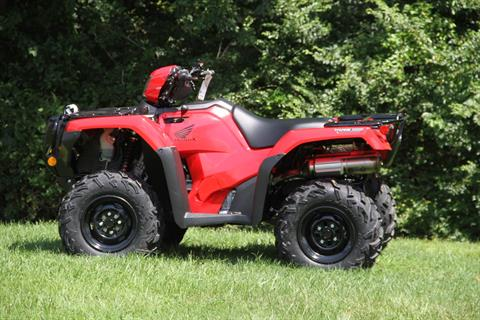 2021 Honda FourTrax Foreman Rubicon 4x4 Automatic DCT EPS in Hendersonville, North Carolina - Photo 26