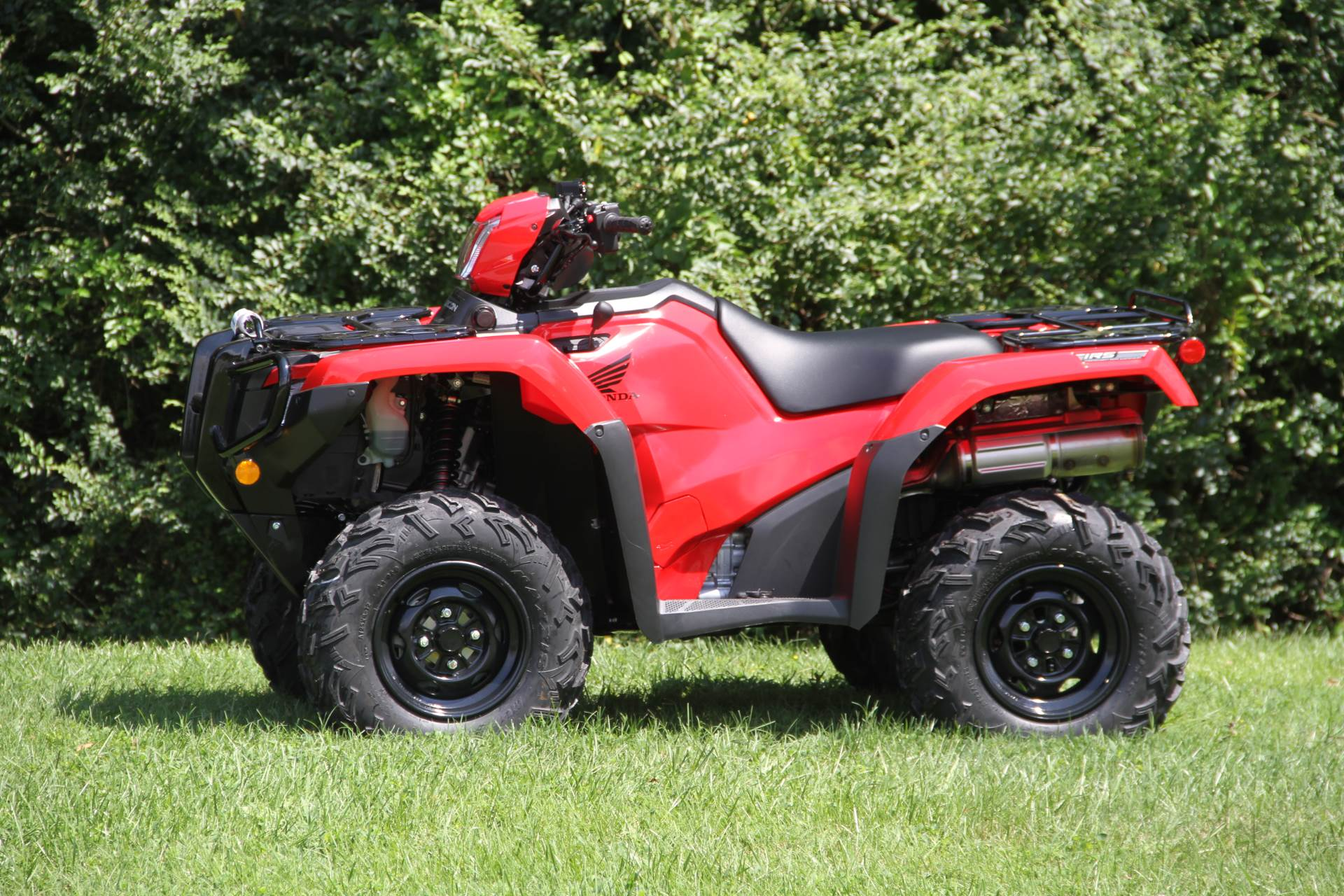 2021 Honda FourTrax Foreman Rubicon 4x4 Automatic DCT EPS in Hendersonville, North Carolina - Photo 28