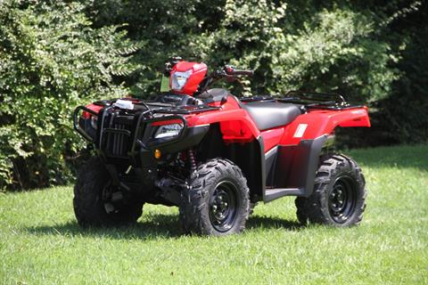 2021 Honda FourTrax Foreman Rubicon 4x4 Automatic DCT EPS in Hendersonville, North Carolina - Photo 31