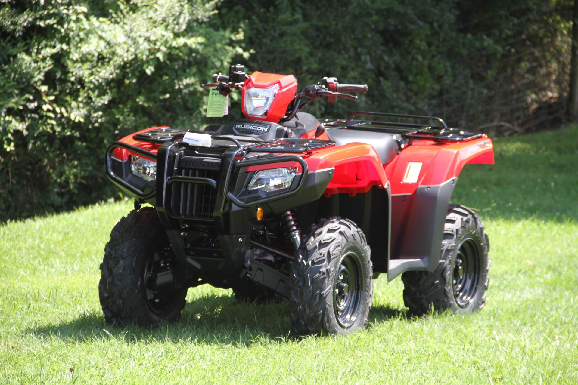 2021 Honda FourTrax Foreman Rubicon 4x4 Automatic DCT EPS in Hendersonville, North Carolina - Photo 32
