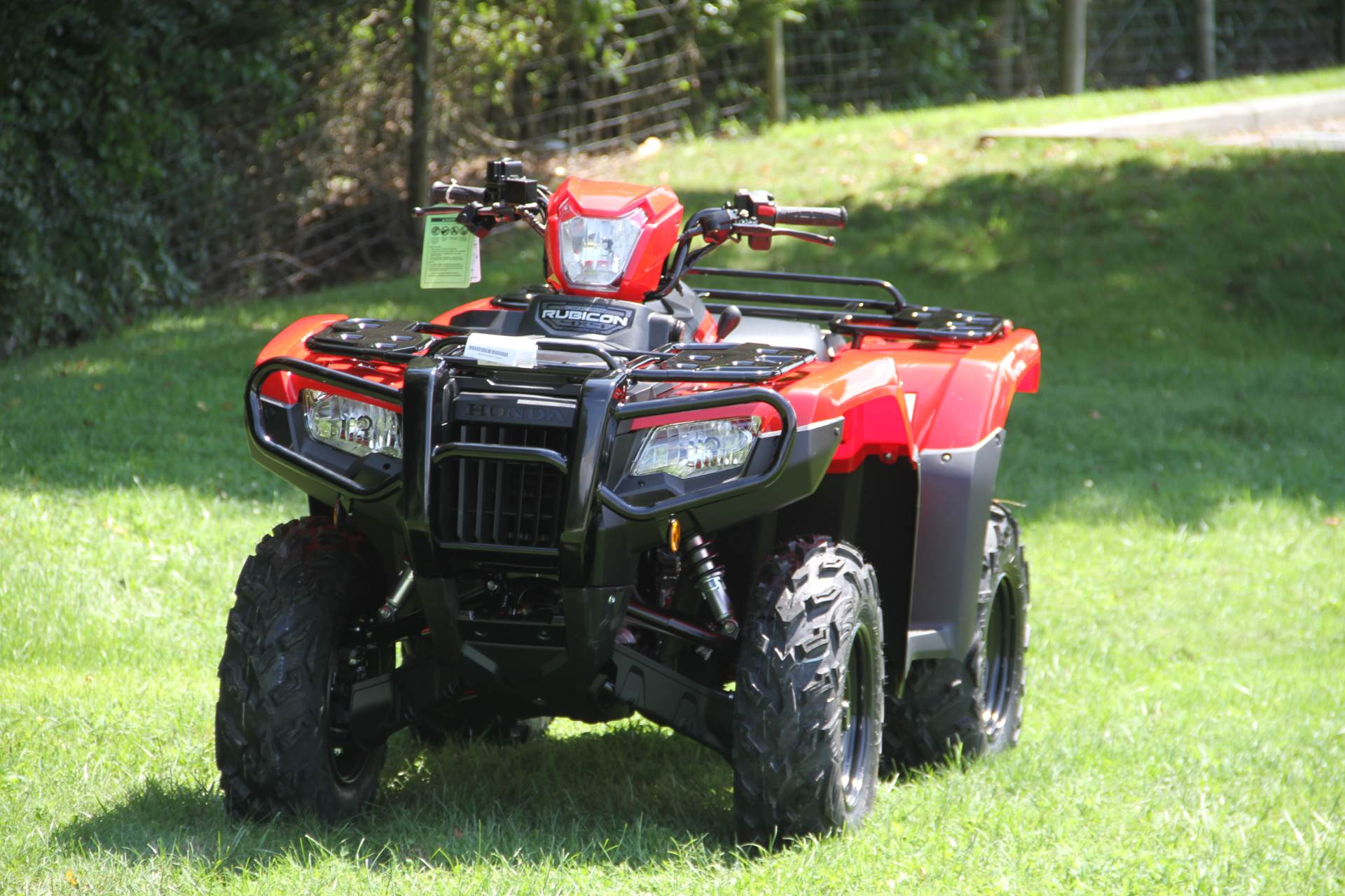2021 Honda FourTrax Foreman Rubicon 4x4 Automatic DCT EPS in Hendersonville, North Carolina - Photo 33