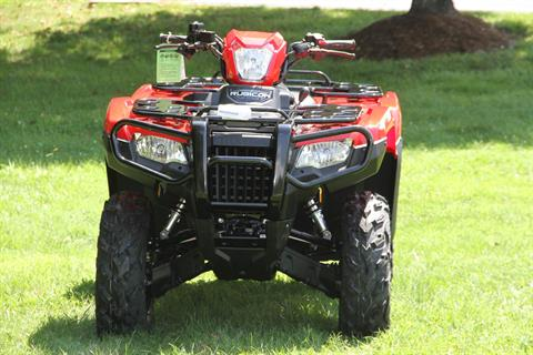 2021 Honda FourTrax Foreman Rubicon 4x4 Automatic DCT EPS in Hendersonville, North Carolina - Photo 34
