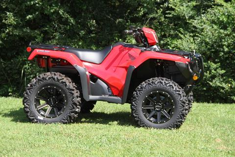 2021 Honda FourTrax Foreman Rubicon 4x4 Automatic DCT EPS in Hendersonville, North Carolina - Photo 4