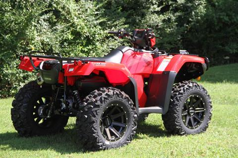 2021 Honda FourTrax Foreman Rubicon 4x4 Automatic DCT EPS in Hendersonville, North Carolina - Photo 3