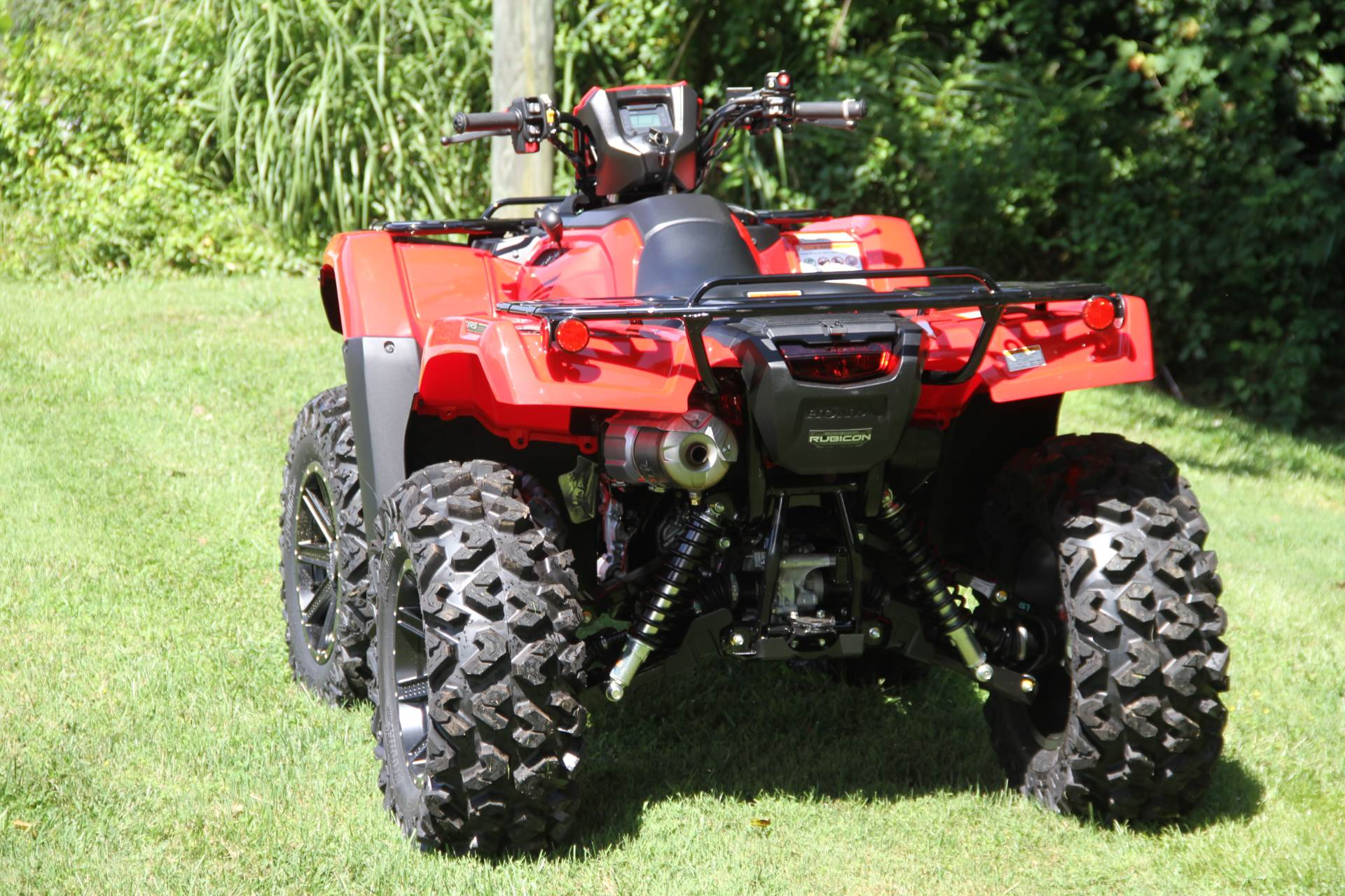 2021 Honda FourTrax Foreman Rubicon 4x4 Automatic DCT EPS in Hendersonville, North Carolina - Photo 37