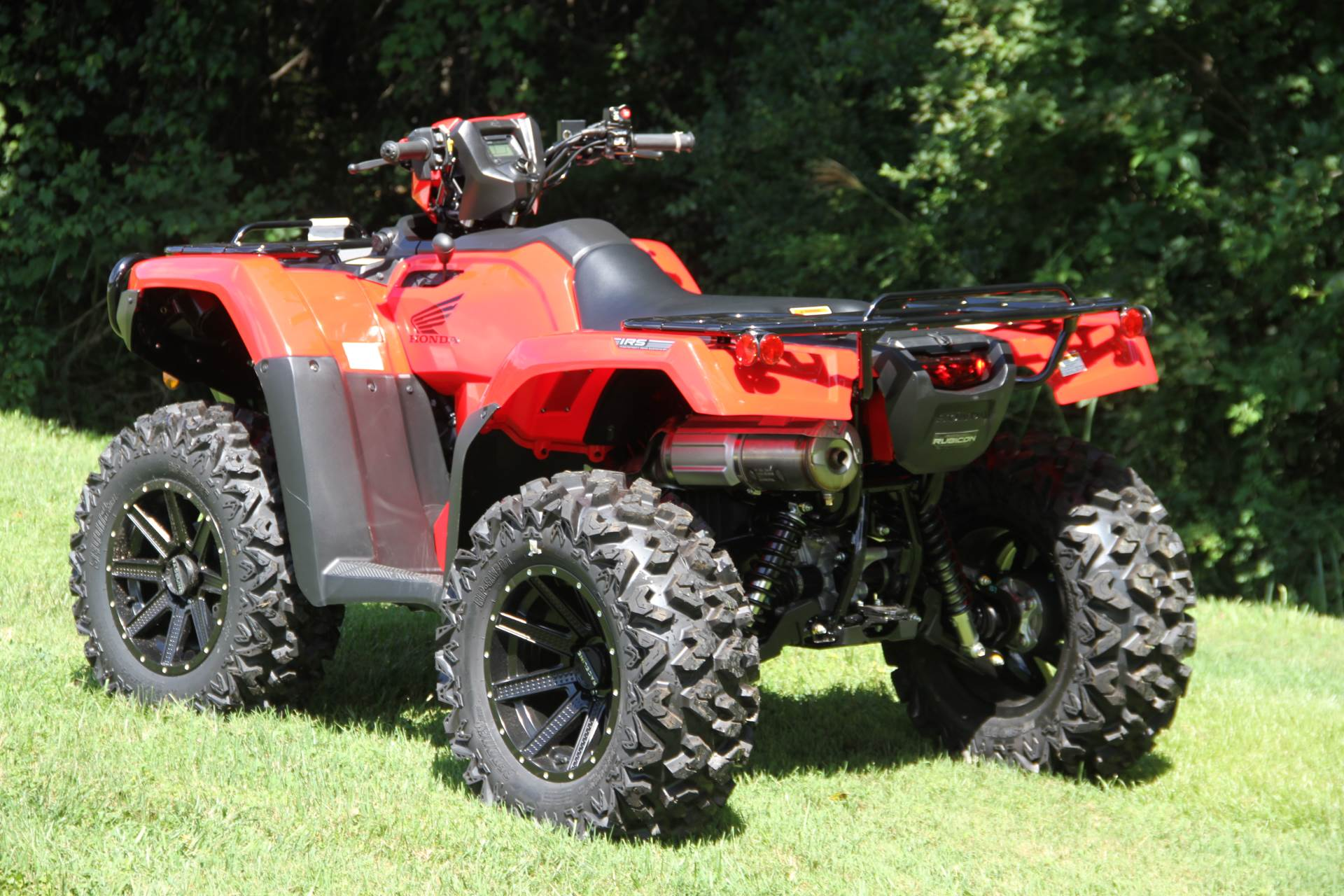 2021 Honda FourTrax Foreman Rubicon 4x4 Automatic DCT EPS in Hendersonville, North Carolina - Photo 38