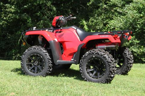 2021 Honda FourTrax Foreman Rubicon 4x4 Automatic DCT EPS in Hendersonville, North Carolina - Photo 39