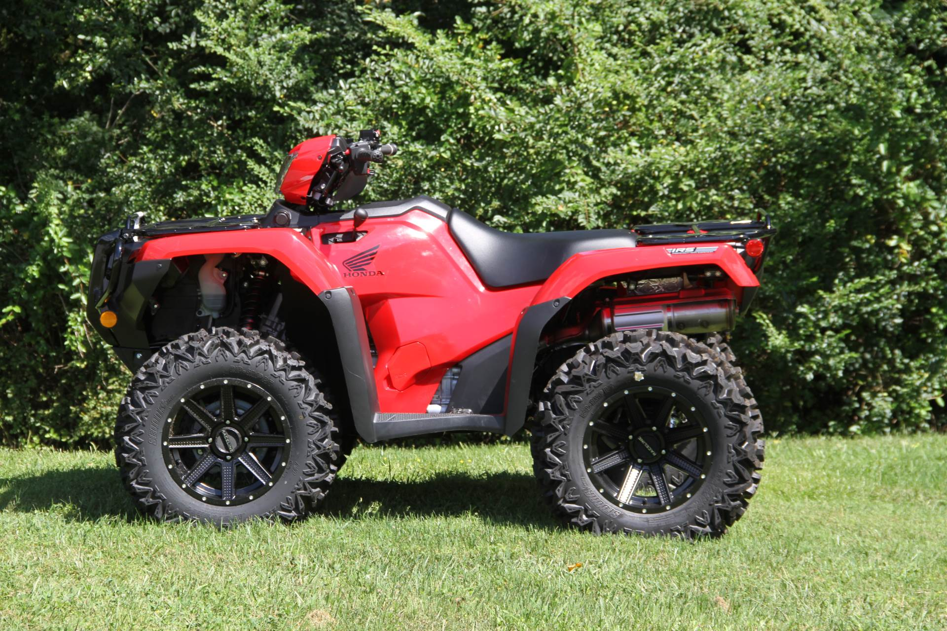 2021 Honda FourTrax Foreman Rubicon 4x4 Automatic DCT EPS in Hendersonville, North Carolina - Photo 40