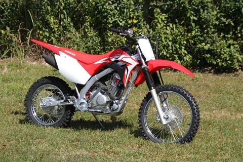 2021 Honda CRF125F in Hendersonville, North Carolina - Photo 4