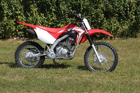 2021 Honda CRF125F in Hendersonville, North Carolina - Photo 5