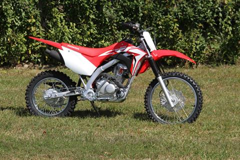 2021 Honda CRF125F in Hendersonville, North Carolina - Photo 1
