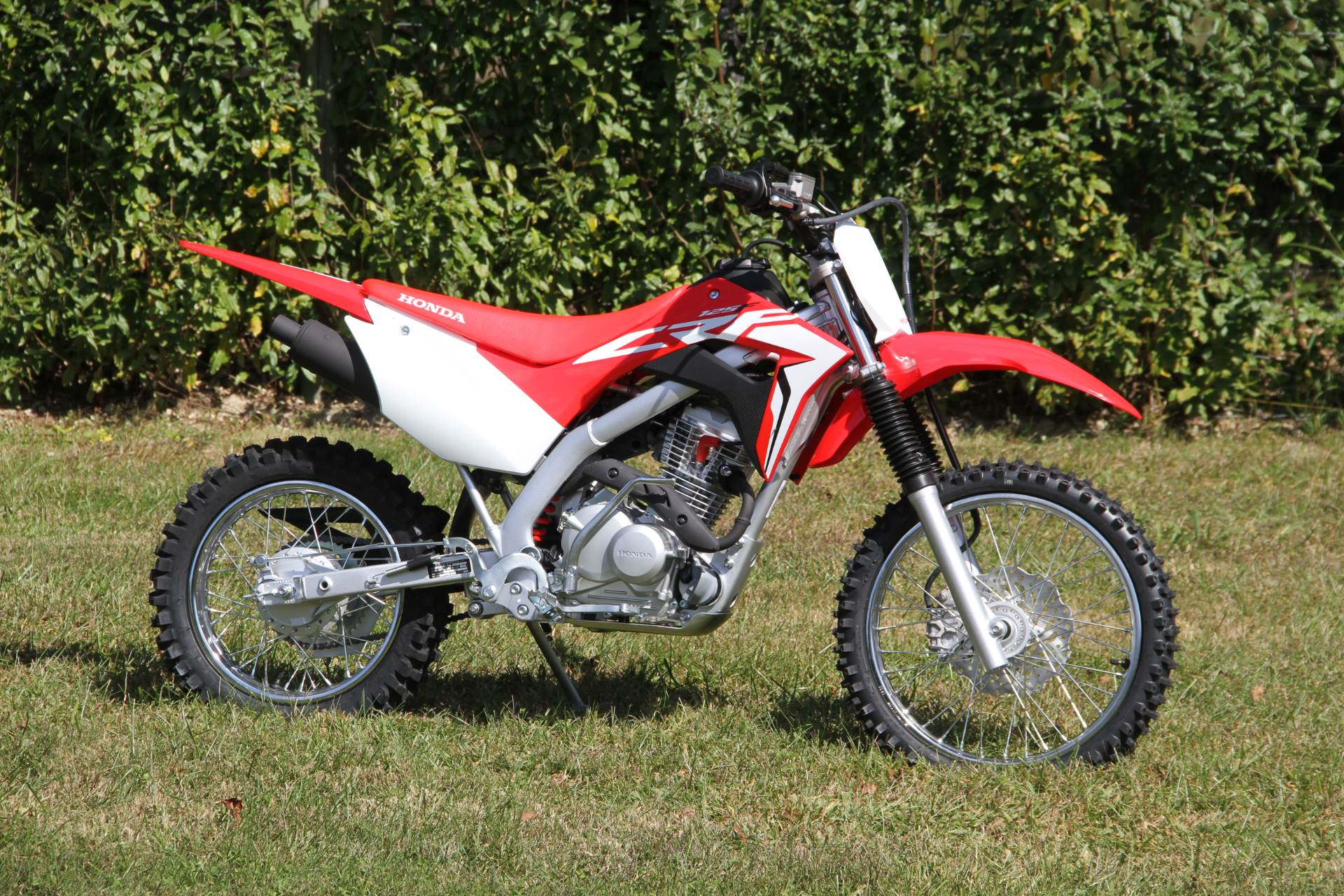2021 Honda CRF125F in Hendersonville, North Carolina - Photo 6